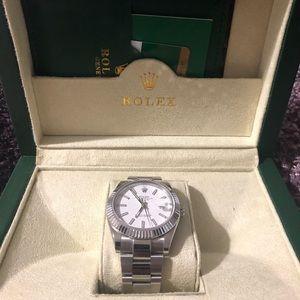 Rolex datejust men's